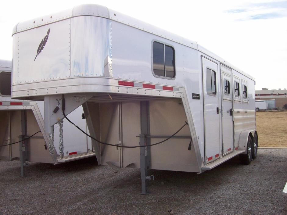2015 Featherlite Trailers 8542-703H LEGENDS