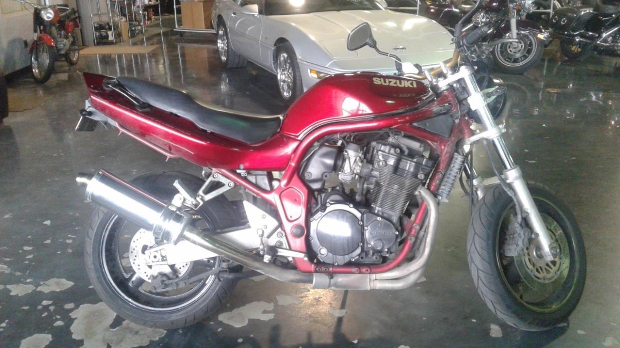 Suzuki Bandit For Sale Texas