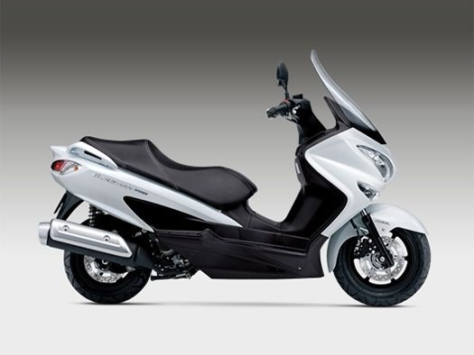 2016 Suzuki Motor Of America Inc. Burgman 200 ABS