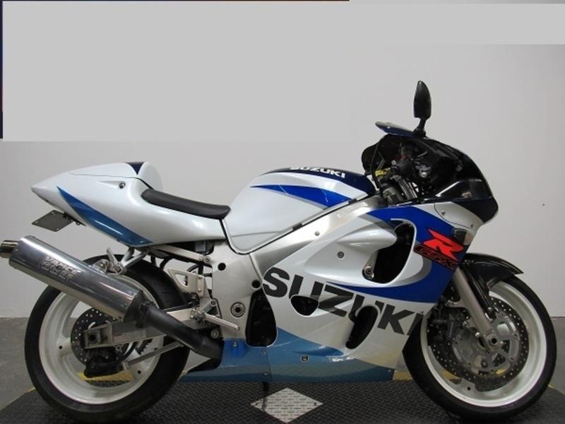 1999 Suzuki Gsxr 600 Motorcycles For Sale