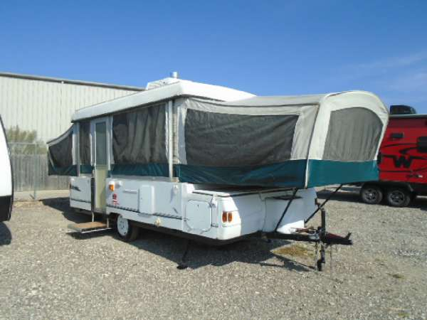 2001 Coleman Camping Trailers Niagra