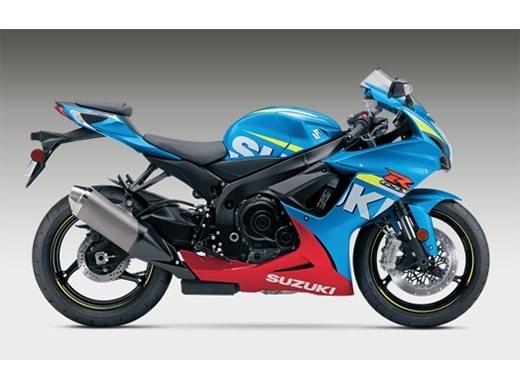 2016 Suzuki Motor Of America Inc. GSX-R600
