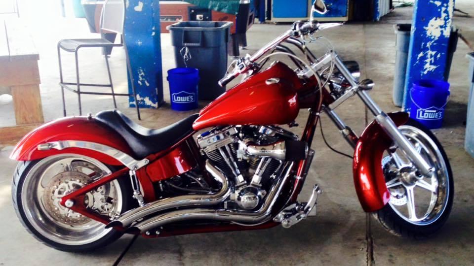 2004 Big Dog Motorcycles MASTIFF