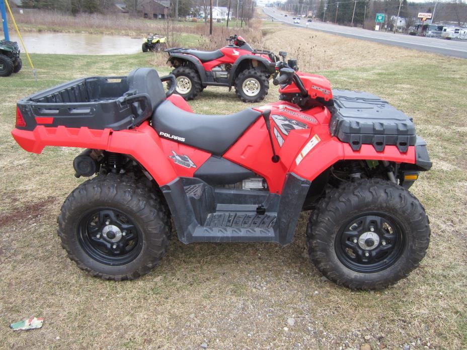 Polaris Sportsman X2 550 Motorcycles for sale
