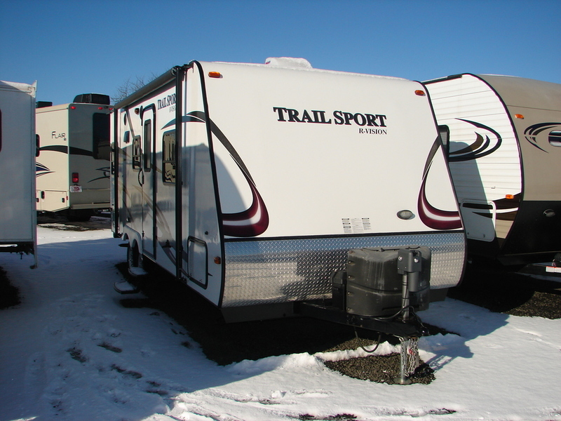 2012 R-Vision Trail-Lite Travel Trailers 21RD