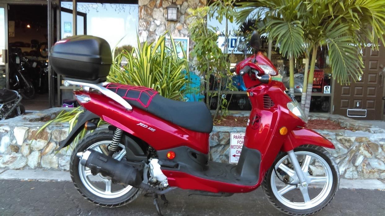 2006 SYM HD 125