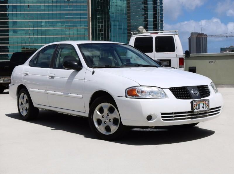 2005 Nissan Sentra 4dr Sdn I4 Auto 1.8 S SULEV