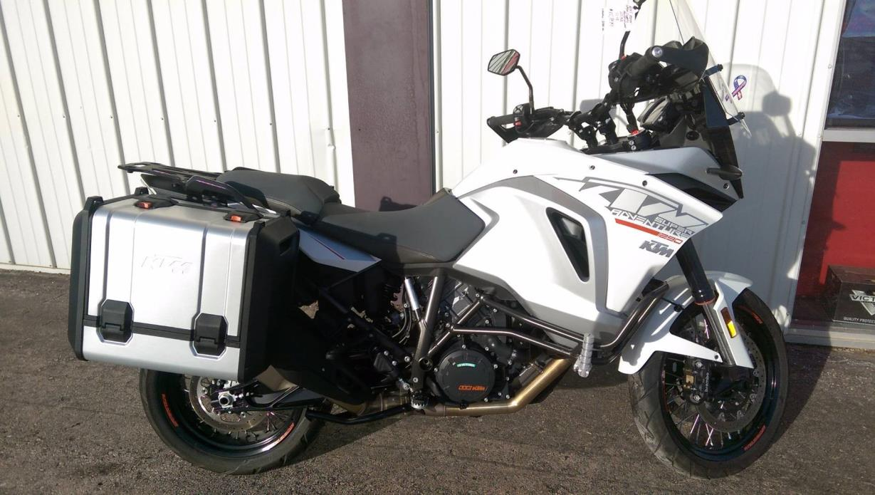 ktm super adventure motorcycles for sale in rapid city. Black Bedroom Furniture Sets. Home Design Ideas