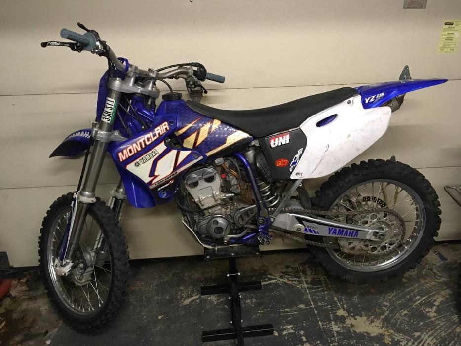 2002 yamaha yz 250f motorcycles for sale for 1995 yamaha yz250 for sale