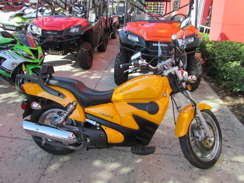 2008 Cfmoto VS 250