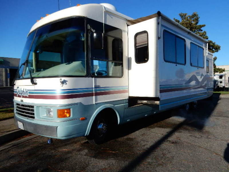 National dolphin 36 rvs for sale for Daher motors kingston nh