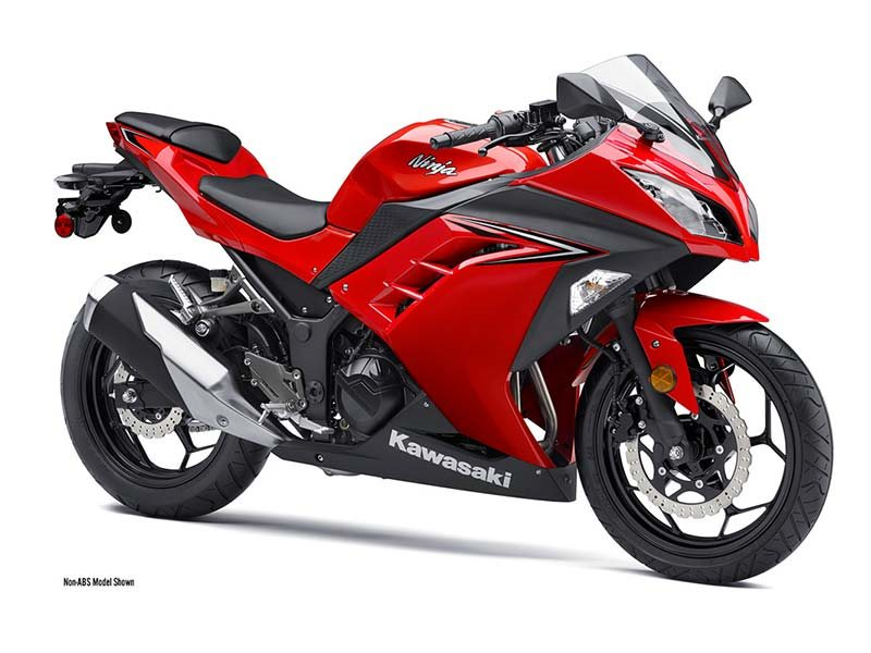 2016  Kawasaki  Ninja 300 Passion Red