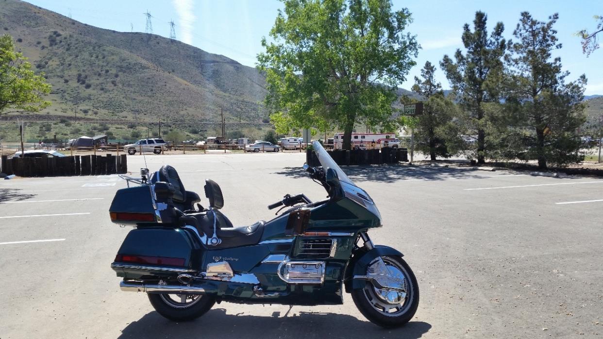 1996 Honda Goldwing Aspencade Motorcycles For Sale