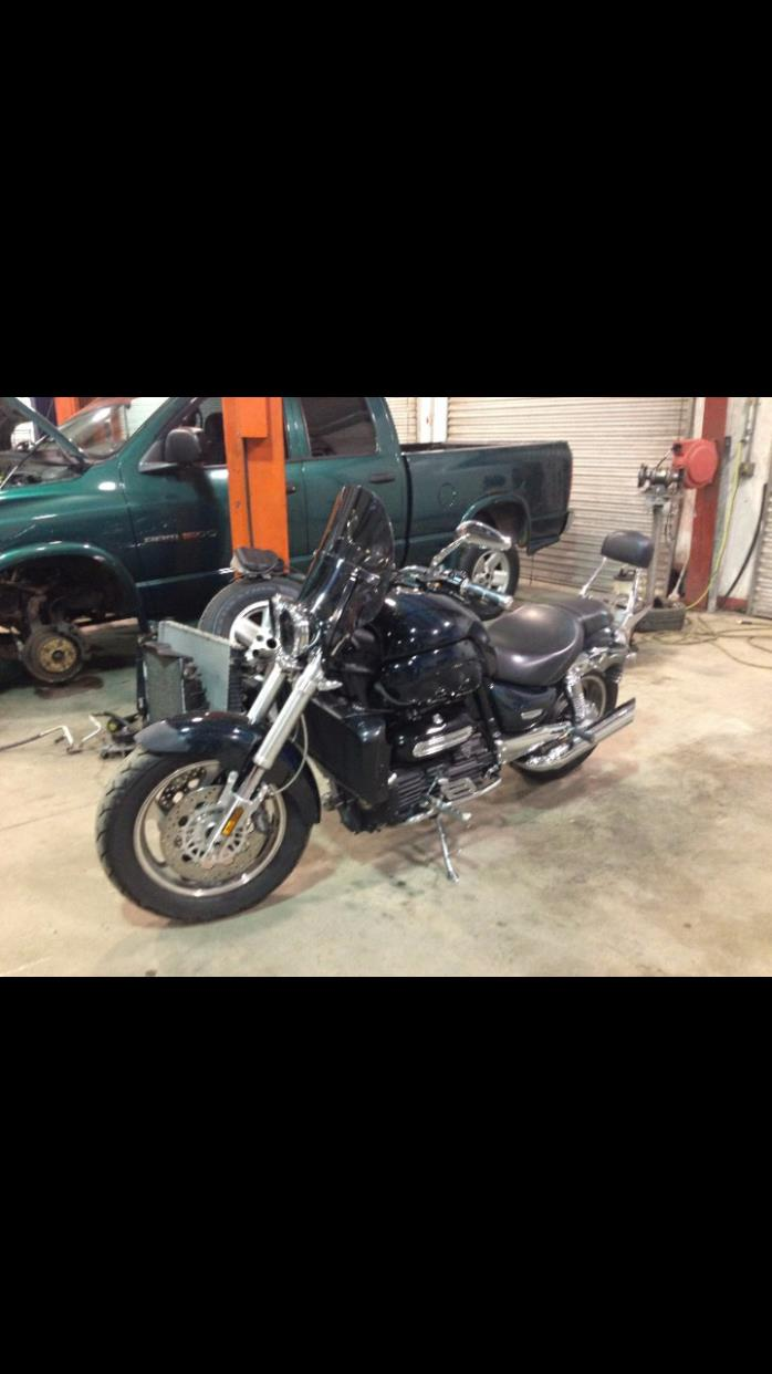 2007 Triumph ROCKET III ROADSTER ABS