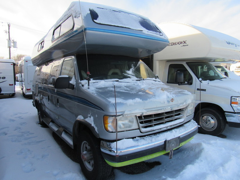 1993 Ford AIRSTREAM 22