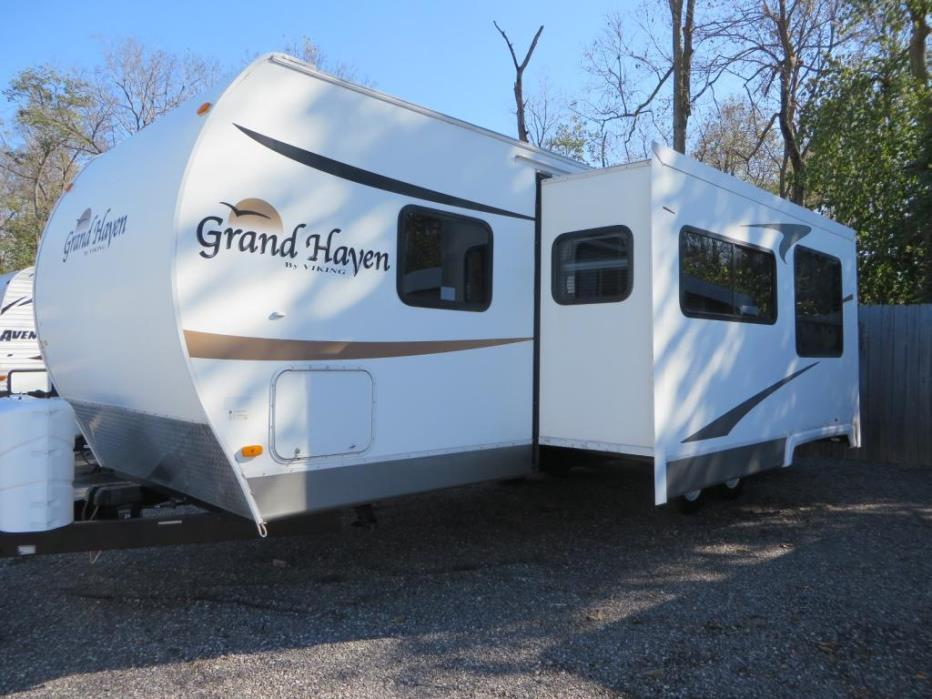 2009 Viking Grand Haven 28 DS