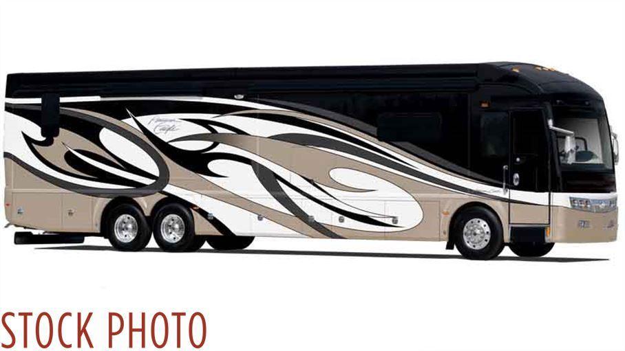 2015 American Coach American Eagle 45N