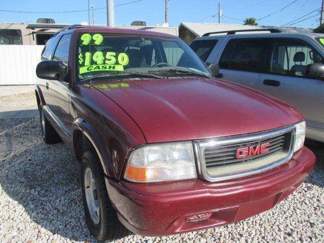 1999 GMC Jimmy SL 2dr SUV