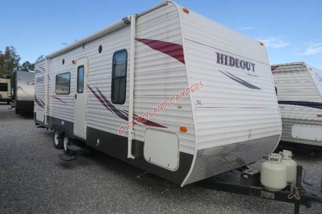 2011 Hornet Hideout 26B