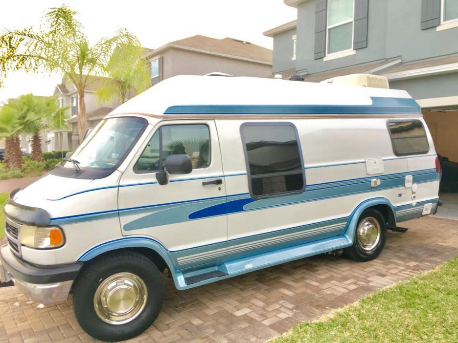 Rv For Sale El Paso Tx >> Class B Camper Van Vehicles For Sale