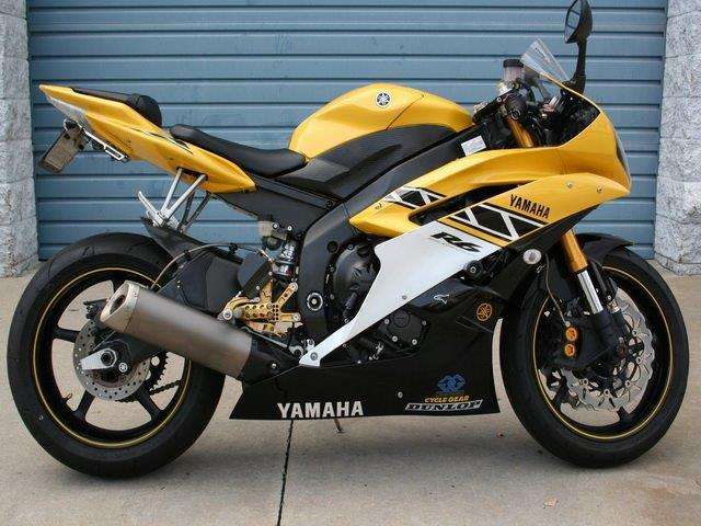 Yamaha Yzf R6 99 Motorcycles for sale