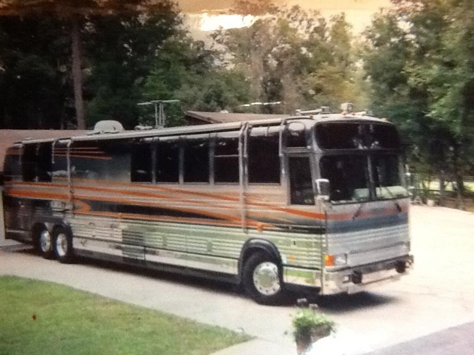 Prevost Marathon Bus Conversion RVs for sale