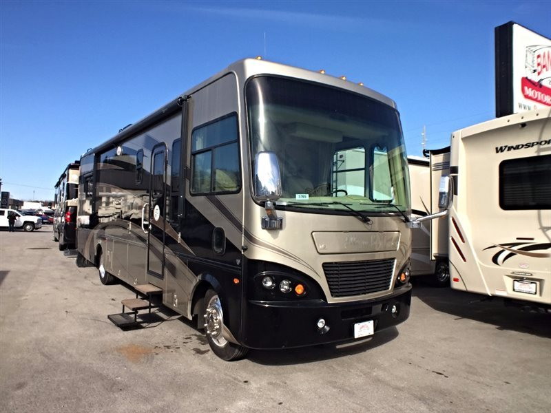 2008 Tiffin Motorhomes Allegro Bay 34 XB