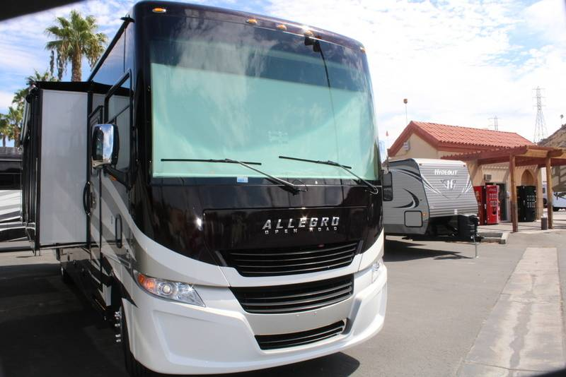 2017 Tiffin Motorhomes ALLEGRO 34PA
