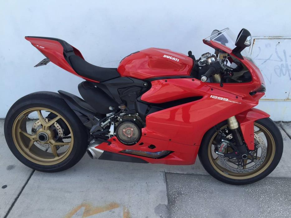 ducati 1299 panigale motorcycles for sale in florida