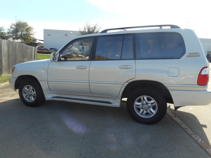 2000 Lexus LX 470 4dr SUV 2 OWNER