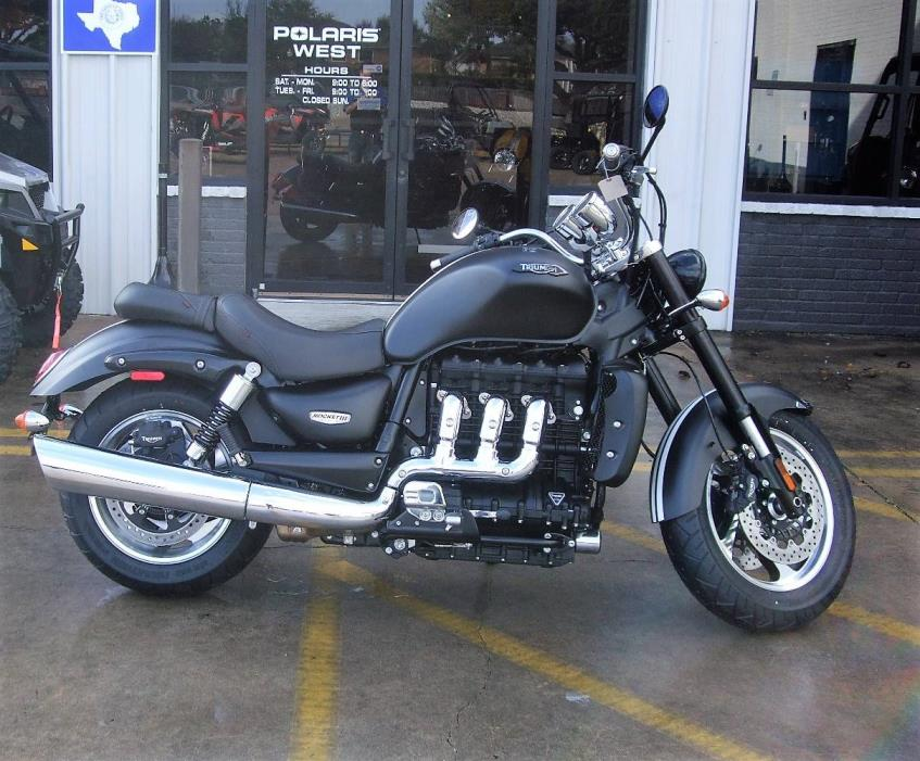 triumph rocket iii roadster motorcycles for sale in katy texas. Black Bedroom Furniture Sets. Home Design Ideas