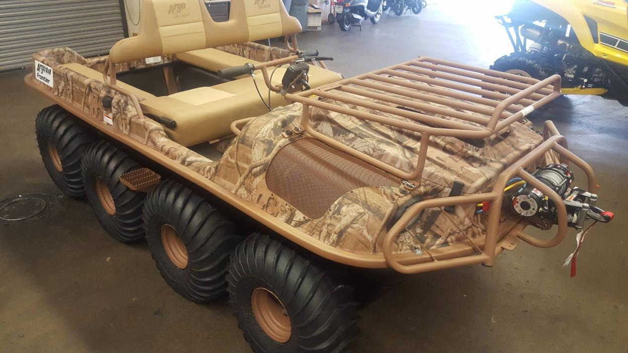 Argo 8x8 Motorcycles For Sale