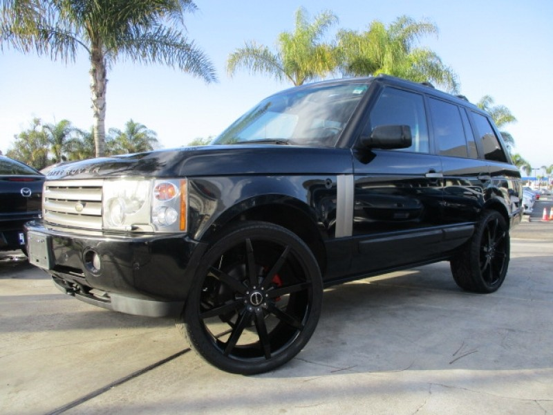 2003 Land Rover Range Rover HSE Well Maintained & Great Condition!