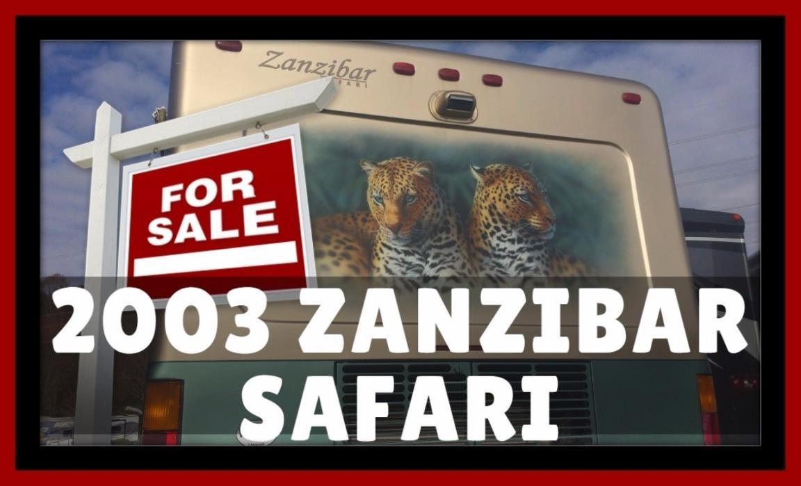 2003 Safari Zanzibar