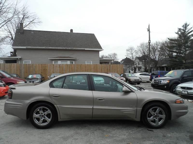2004 Pontiac Bonneville SLE 4dr Sedan