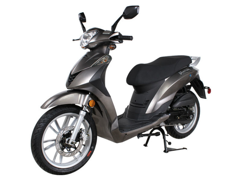 2016 Genuine Scooter Co 50cc