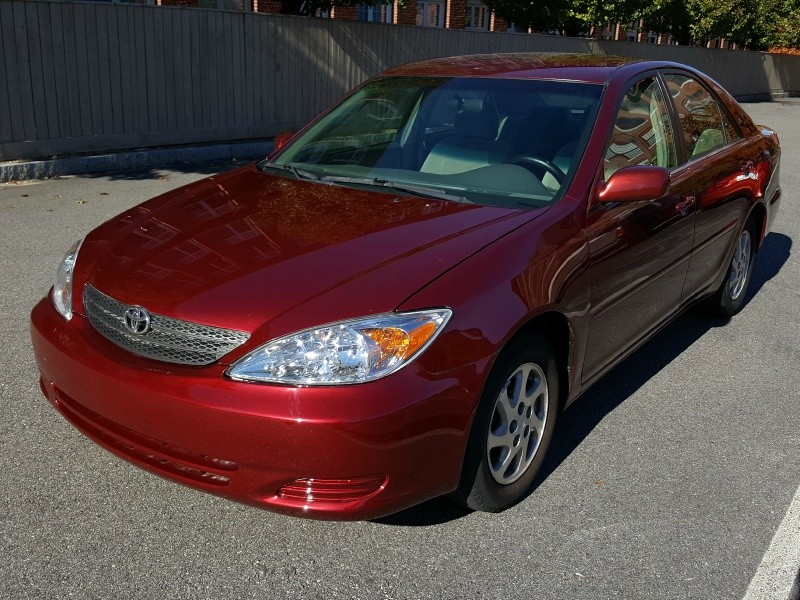 2002 Toyota Camry - Low Mileage