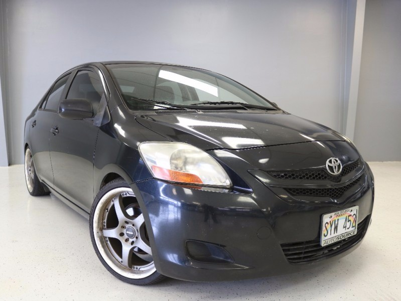 2007 Toyota Yaris 4dr Sdn Auto Base (Natl)