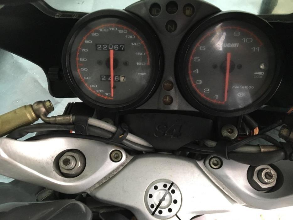 Ducati  Frame Clean Title