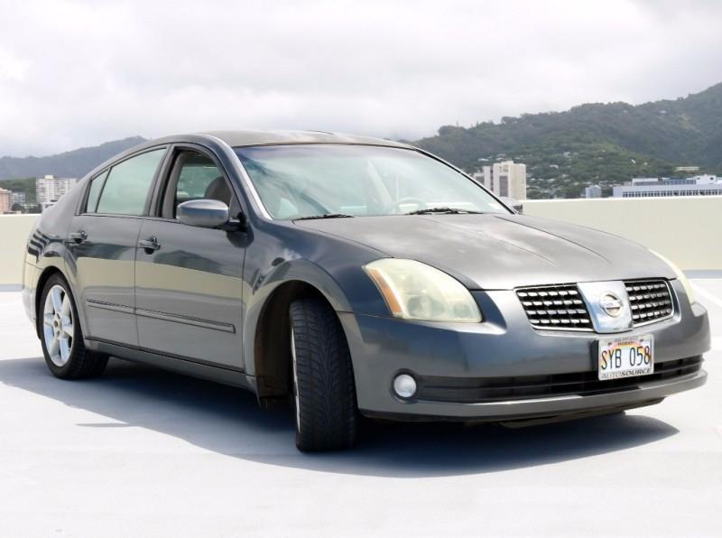 2006 Nissan Maxima 4dr Sdn V6 Auto 3.5 SL