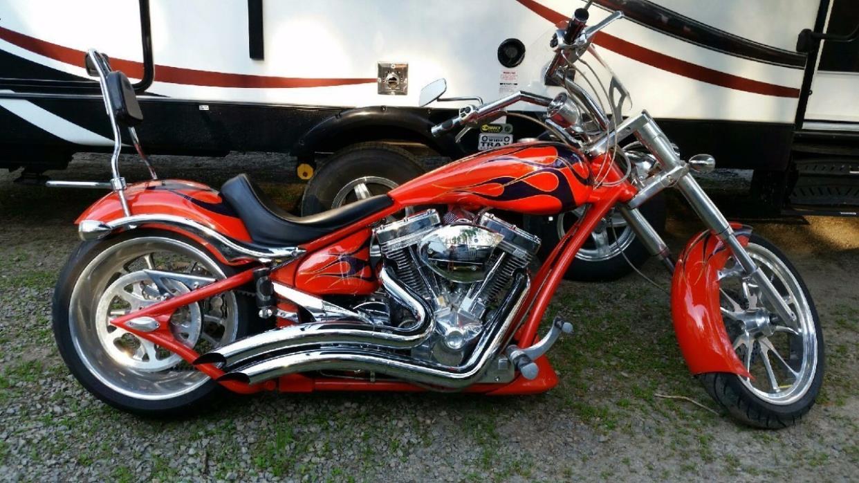 2007 Big Dog Motorcycles BULLDOG