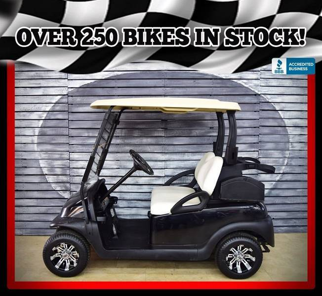 2005 Club Car Precedent Golf Car