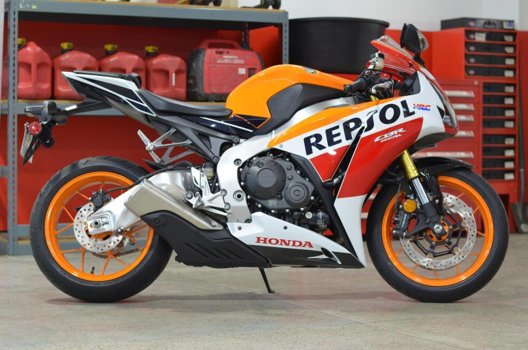 Honda Cbr 1000rr Repsol Motorcycles For Sale In Utah