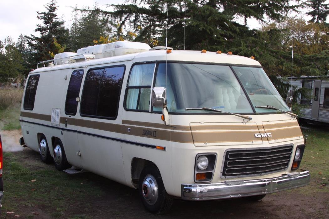 1977 GMC ELEGANZA II