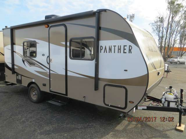 2017 Pacific Coachworks Panther Mini Lite 16RB