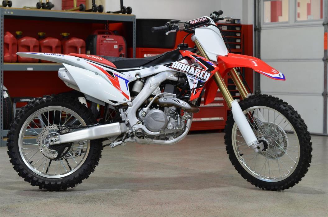 Honda Crf450r Motorcycles For Sale In Utah