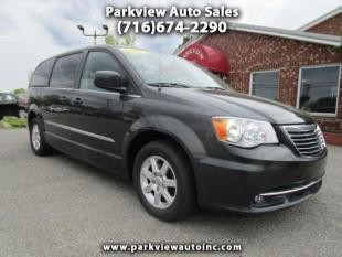 2012 Chrysler Town and Country Touring 4dr Mini Van