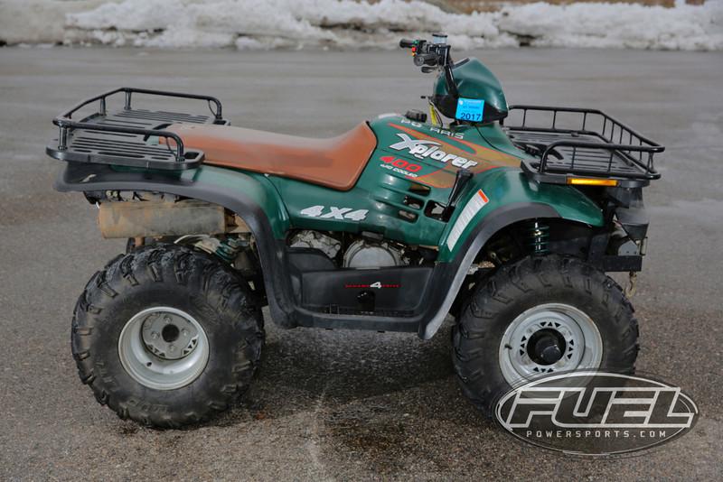 Polaris Xplorer 400 4x4 Motorcycles for sale