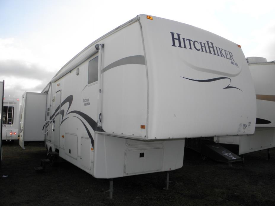 2007 Nuwa NUWA Hitch Hiker 339RSB