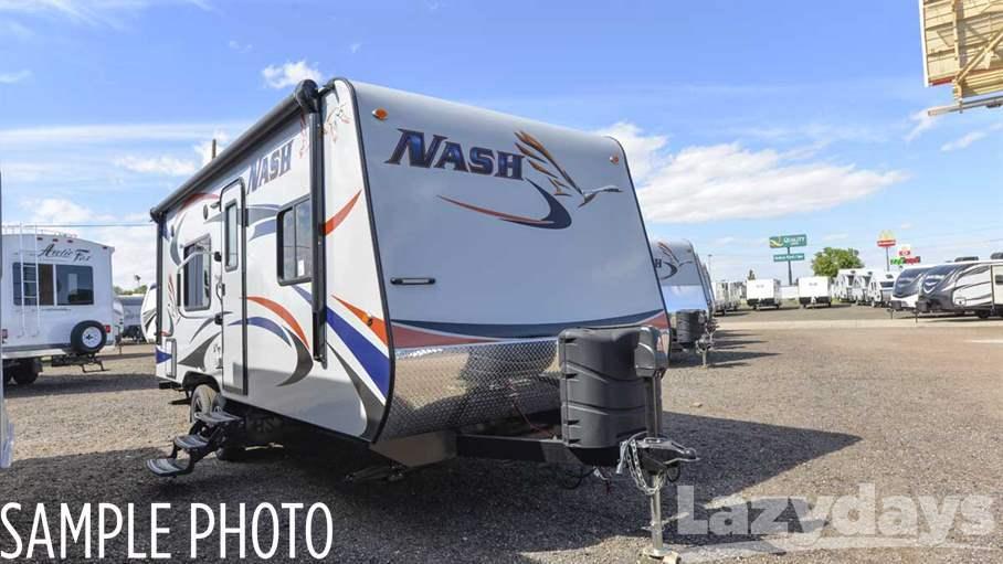 2017 Northwood Nash 24M